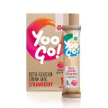 Yoo Go! Beta-glucan Drink Mix (zemeņu)
